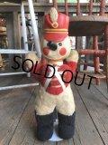 60s Vintage Walt Disney Cadet From Babes in Toyland Toy Soldier Doll GUND (B589)
