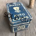 30s Vintage Mazda Auto Lamp General Electric GE Tin (B624)