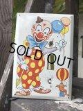 Vintage Clown Switch Plate (B647)