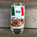 70s Vintage Coca Cola Heritage Glass Alamo (G037)