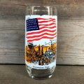 70s Vintage Coca Cola Heritage Glass Promontory Point (G033)
