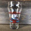 Vintage Coca Cola Glass NFL OILERS (G067)
