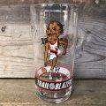Vintage Dairy Queen Glass NBA Portland Trail Blazers '91-'92 TERRY PORTER (G002)