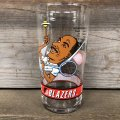 Vintage Dairy Queen Glass NBA Portland Trail Blazers '92-'93 CLYDE DREXLER (G006)