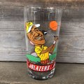 Vintage Dairy Queen Glass NBA Portland Trail Blazers '92-'93 TERRY PORTER (G009)
