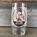 Vintage Pepsi Cola Victorian Glass (G074)