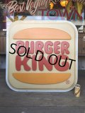 Vintage Burger King Old Logo Outdoor Sign Original (B697)