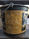 画像4: Vintage Dutch Boy White Lead Paint Bucket Pail (B707)