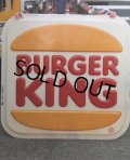 Vintage Burger King Old Logo Outdoor Huge Sign Original (B723)