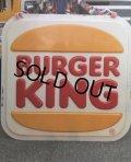 Vintage Burger King Old Logo Outdoor Huge Sign Original (B723)