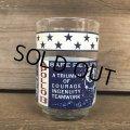 """Vintage Libbey Apollo Mission Glass """"Apollo 13"""" (G732)"""