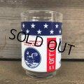 """Vintage Libbey Apollo Mission Glass """"Apollo 11"""" (G734)"""