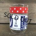 """Vintage Libbey Apollo Mission Glass """"Apollo 12"""" (G733)"""