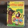 70s Vintage WHITMAN Little Lulu Comic (B745)