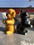 画像5: 50s Vintage Ken-L Ration Fido Dog Fifi Cat S&P Shakers (B757)