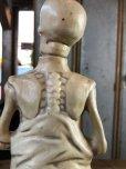 画像13: Vintage Skull Porcelain Decanter Bottle (B760)