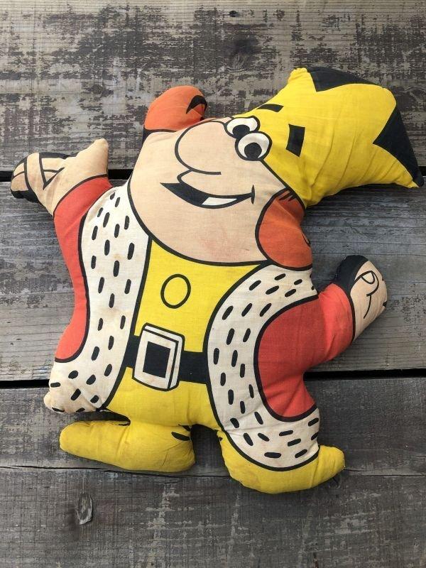 画像2: 70s Vintage Burger King Cloth Rag Pillow Doll (B754)