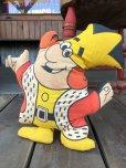 画像1: 70s Vintage Burger King Cloth Rag Pillow Doll (B754) (1)