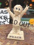 Vintage Message Doll PEACE (B768)