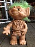 70s Vintage Troll Cow Boy (T772)