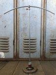 画像1: Vintage Metal Hanger Shirt Stand (B829) (1)