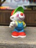 80s Vintage Mego Clown Around PVC (B841)