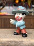 80s Vintage Mego Clown Around PVC (B842)