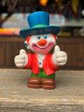 80s Vintage Mego Clown Around PVC (B844)