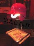 Vintage MLB Cincinnati Reds Helmet Desk Lamp Light (B860)