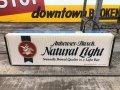 Vintage Natural Light BEER Lighted Sign (B819)