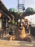 Vintage McDonald's Playland Apple Pie tree Statue (B821)