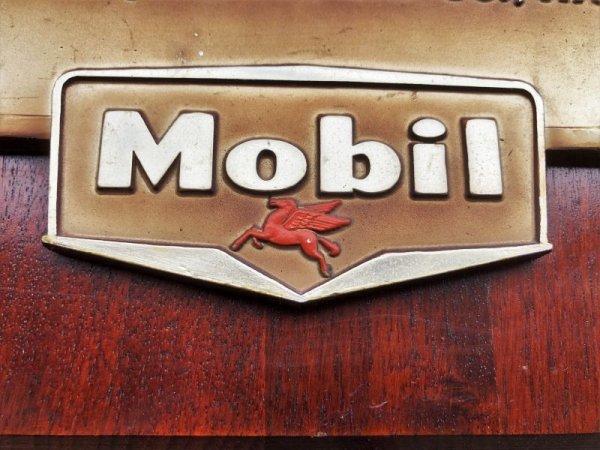 画像2: Vintage Mobil Gas Service Station Sales Award Plaque (B827)