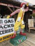 画像5: Vintage Ronald McDonald Store Display Life Size Statue  (B830)