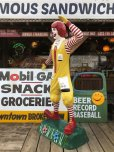 画像3: Vintage Ronald McDonald Store Display Life Size Statue  (B830)