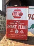 Vintage NAPA Oil Can (B852)