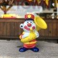 80s Vintage Mego Clown Around PVC (B895)