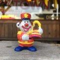 80s Vintage Mego Clown Around PVC (B894)