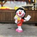 80s Vintage Mego Clown Around PVC (B888)