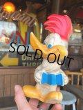 50s Vintage Walter Lantz Woody Woodpecker Rubber Doll (B901)