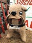 画像1: Vintage Mack Truck Bulldog Plush Doll (B912) (1)