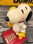 画像8: 70s Vintage Telephone Snoopy (B913)
