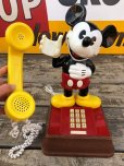 画像2: 70s Vintage Telephone Mickey Mouse (B914) (2)