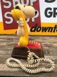画像3: 70s Vintage Telephone Snoopy (B913)