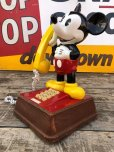 画像4: 70s Vintage Telephone Mickey Mouse (B914)
