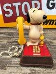 画像4: 70s Vintage Telephone Snoopy (B913)