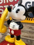 画像8: 70s Vintage Telephone Mickey Mouse (B914)