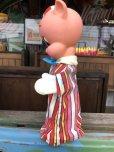 画像4: 60s Vintage Mattel Hand Puppet Porky Pig (B918)