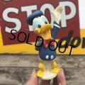 Vintage Disney Donald Duck Doll 10cm (B950)