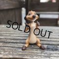 Vintage Disney The Lion King Timon PVC Figure (B994)