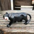 Vintage Disney The Jungle Bagheera PVC Figure (B984)